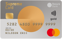 SE - Supreme Card Gold